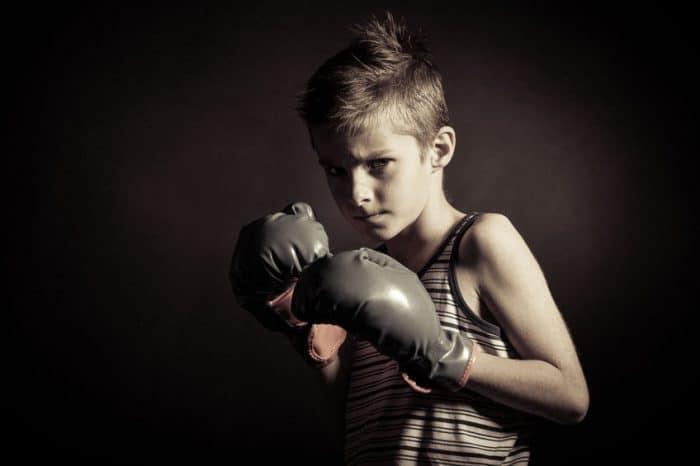 Un niño violento no nace, se hace