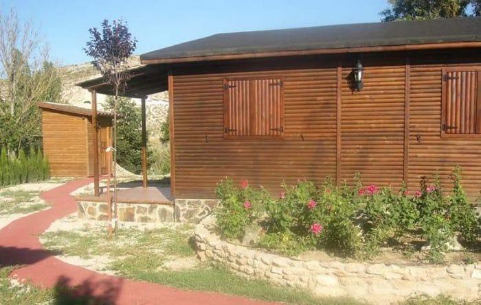 Complejo turístico rural Villalfonso, en Valdeganga, Albacete