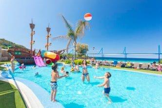 Hoteles todo incluido España con niños