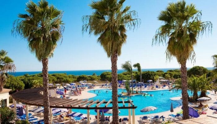 Adriana Beach Club Hotel Resort, en Algarve