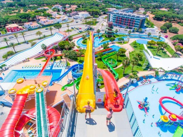 Aquashow Park Hotel, en Quarteira, Portugal