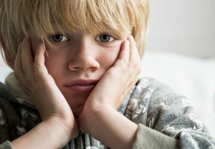 Ayudar a un niño a tener menos vergüenza