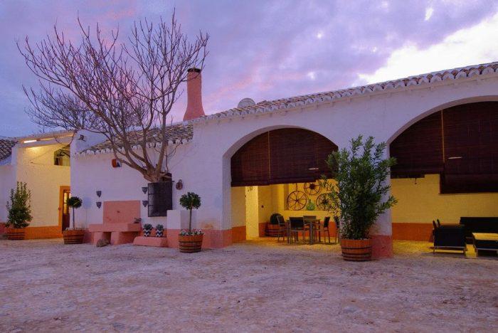 Casa rural Cortijo Sierra la Solana 1878, en Herencia, Ciudad Real