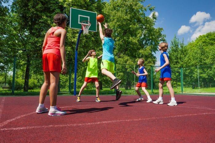Conseguir que tus hijos disfruten del deporte
