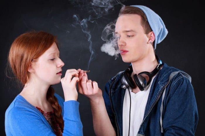 Enseñar a los niños a decir NO a las drogas
