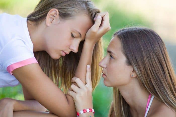 Errores crianza adolescentes