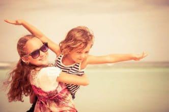 Fomentar buena relación entre hermanos