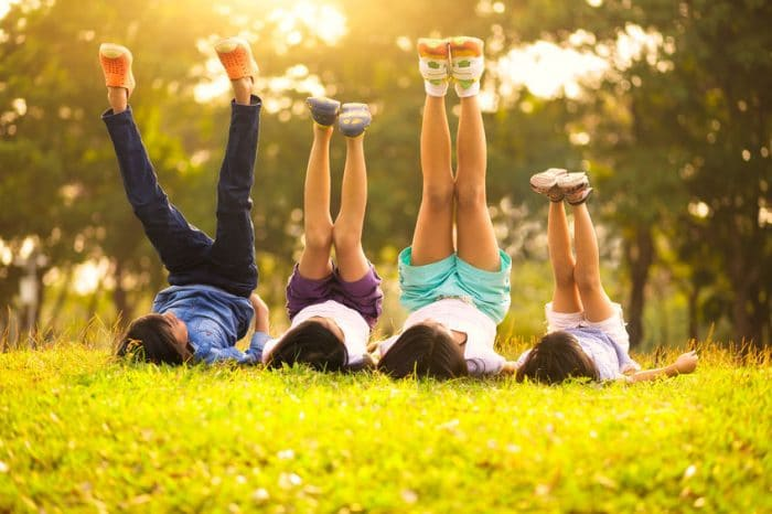 Habilidades sociales saludables en los niños