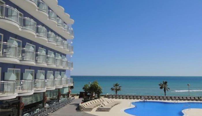 Hotel Augustus, en Cambrils, Tarragona