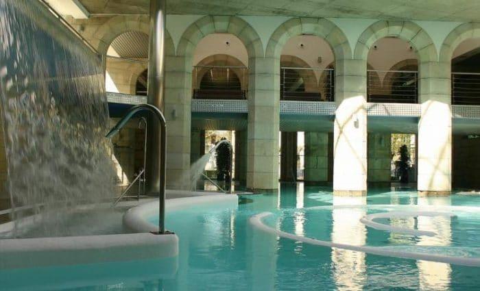 Hotel Balneario de Mondariz, en Mondariz, Pontevedra