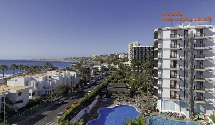 Hotel Beverly Park, en Maspalomas, Las Palmas