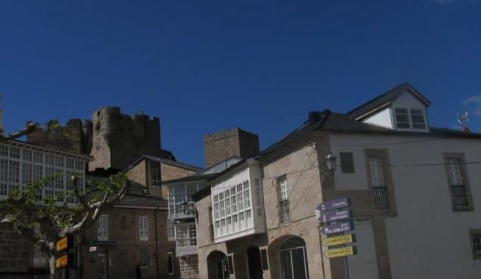 Hotel Casa de Caldelas, en Castro Caldelas, Ourense