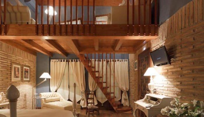 Hotel Los Parajes, en Laguardia, Álava