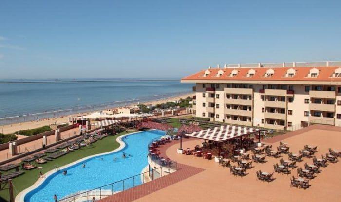 Hotel Ohtels Mazagón, en Mazagón, Huelva