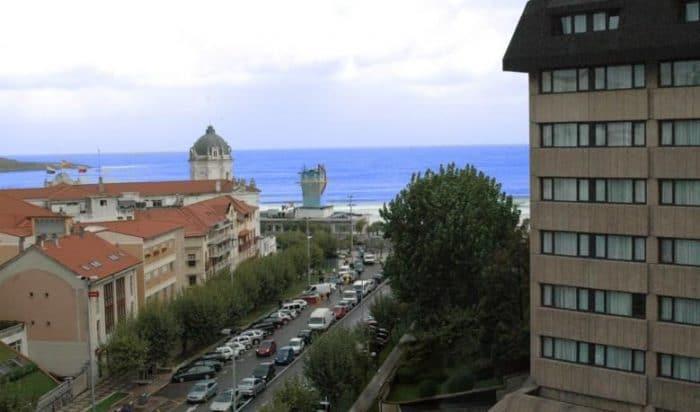 Hotel Santemar, en Santander, Cantabria