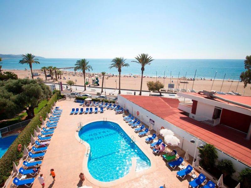 Hotel Servigroup Trinimar, en Benicàssim, Castellón