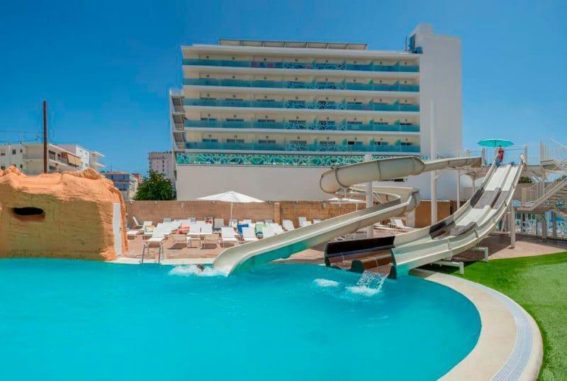 Hotel Villa Luz, en Platja de Gandia, Valencia