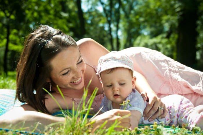 La realidad cambia cuando te conviertes en madre