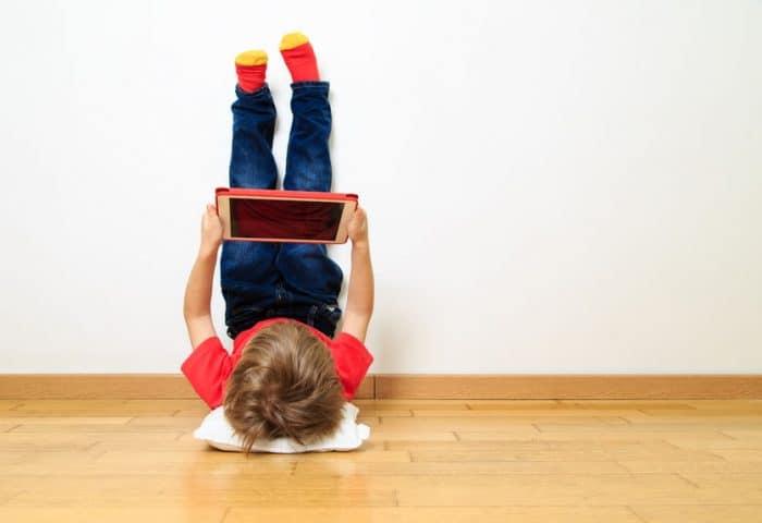 Peligro niños internet