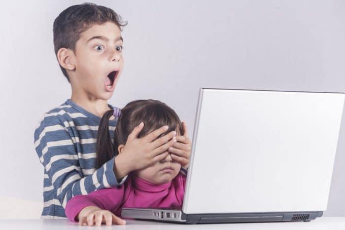 Peligros Internet niños
