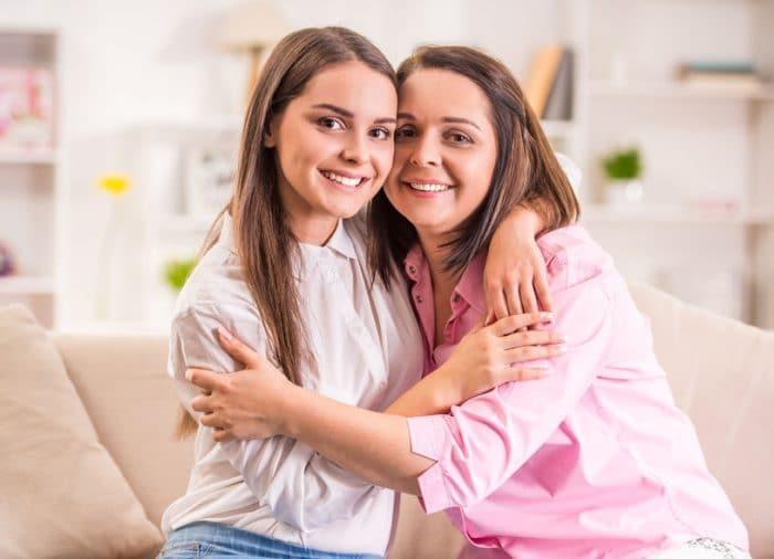 Pa independiente viviendo edad adolescente