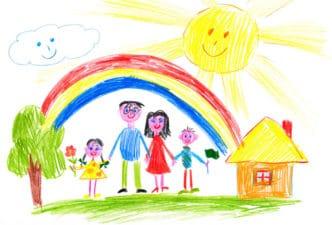 dibujo infantil significado
