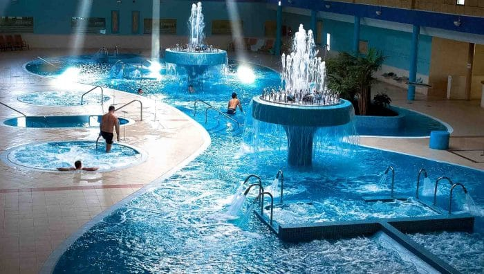 Balneario Aqua Club Termal, en Tenerife
