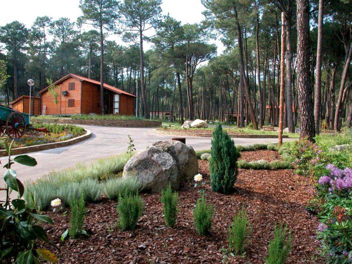 Cabañas y suites rurales Paraíso del Tiétar, en La Adrada, Ávila