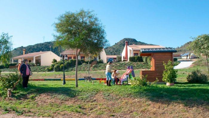Casas rurales Finca Liarte, en Murcia