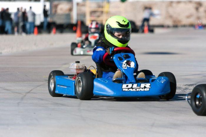 Circuitos karting infantil