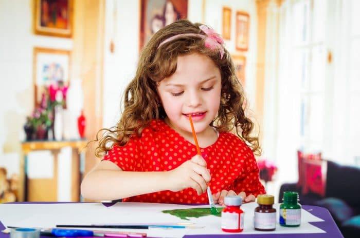 Cómo crear un pequeño rincón de arte en casa