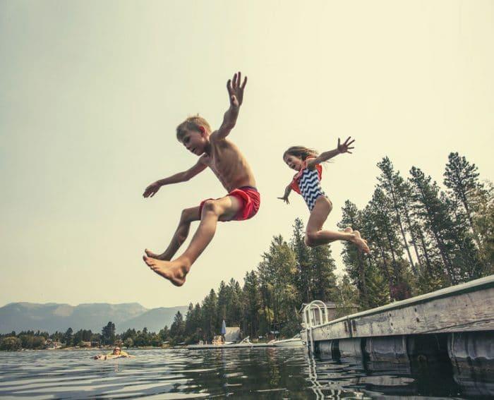 El aburrimiento potencia la imaginación de los niños