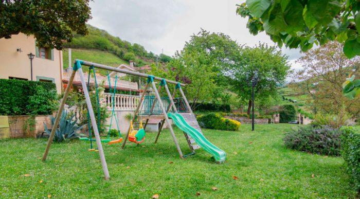Hotel rural La Pumarada de Limés, en Cangas del Narcea, Asturias