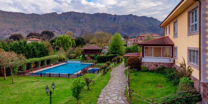 Hotel rural La Quintana del Cuera, en Parres de Llanes, Asturias