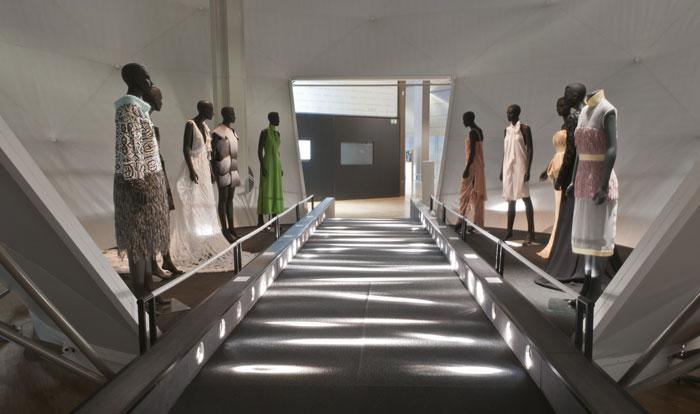 Museo del Traje, en Madrid