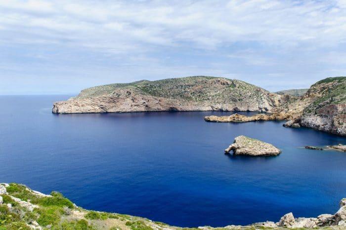 Parque Nacional del Archipiélago de Cabrera, en Islas Baleares