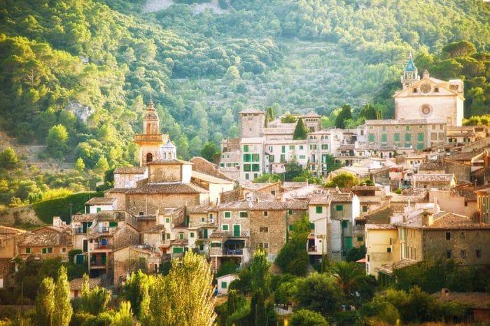 Valldemossa, en Mallorca