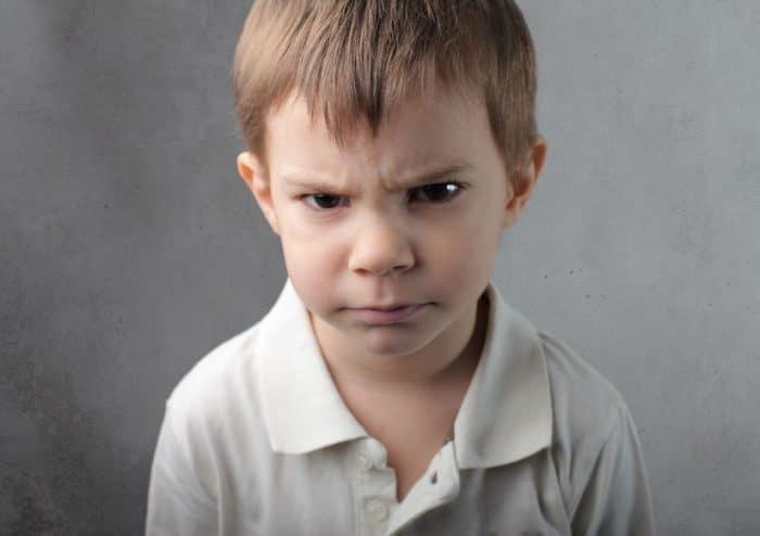 Qué debes hacer cuando te enfadas