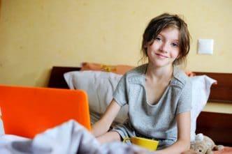 Qué debes hacer si tu hijo tiene problemas en Internet