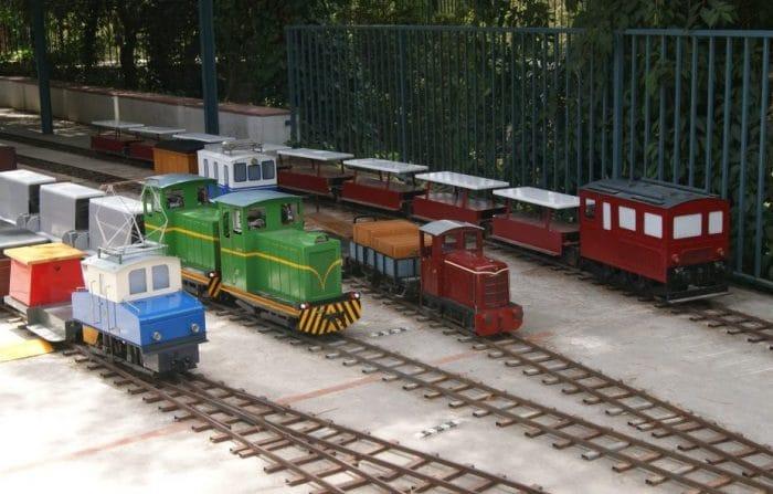 Trenes en miniatura Centro Ferroviario Vaporista de Riba-roja de Túria, en Valencia.jpg