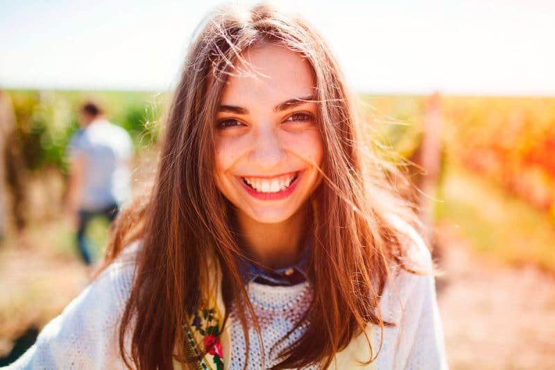 actitud positiva adolescente