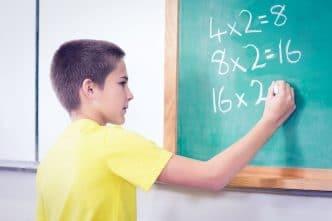 tablas de multiplicar niños TDAH
