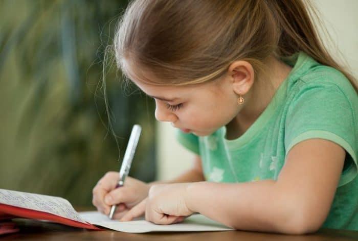 Actividades habilidades escritura