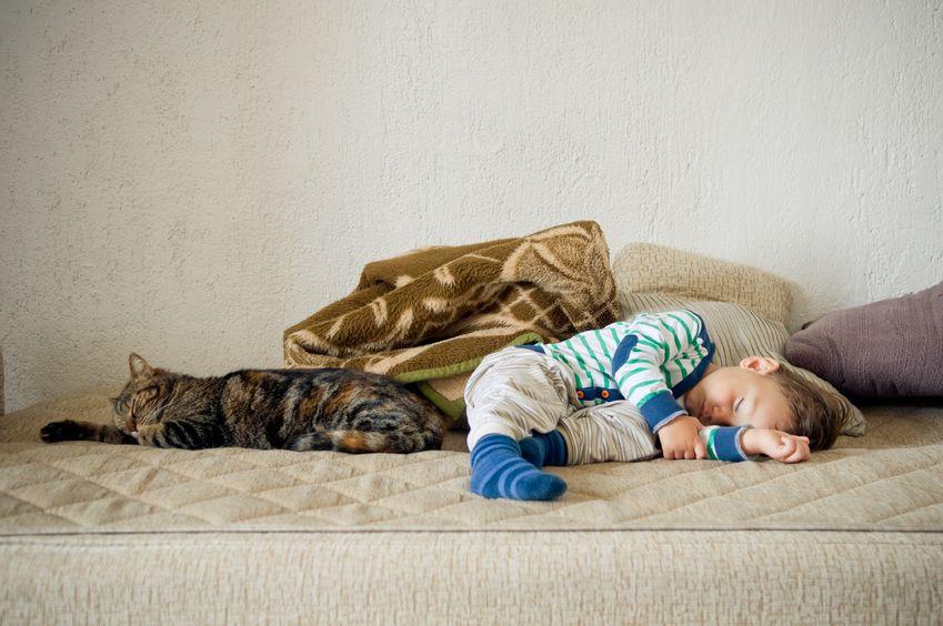 Cómo solucionar los problemas de sueño en los niños