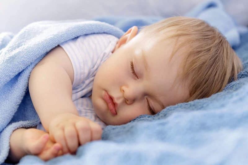 Dormir temprano hijos