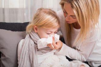 Evitar gripes y resfriados