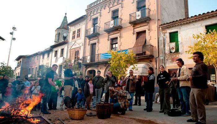 Feria de la Castaña Viladrau