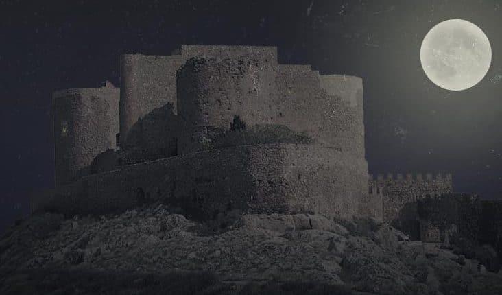 Castillo del Terror de Consuegra, en Toledo