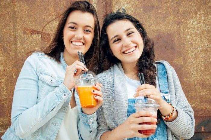 Por qué lo que comen los adolescentes es importante