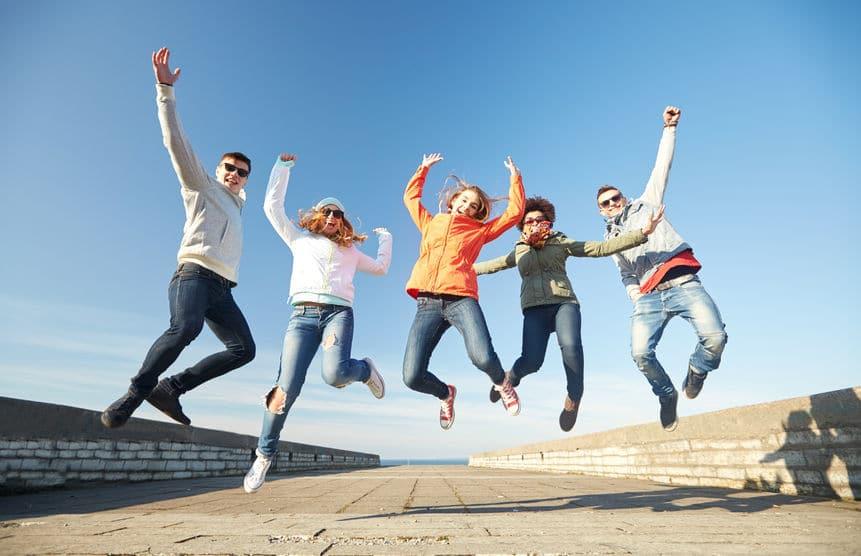 La influencia de los otros en la vida de los adolescentes